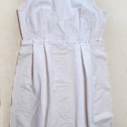 Наметки для сшивания переда платья
