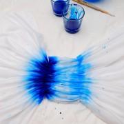 Повтор окраски для спинки платья